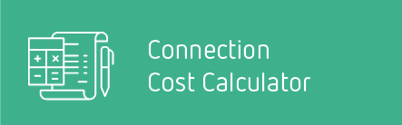 Gas Calculator Button Green
